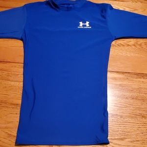 Long sleeved compression shirt